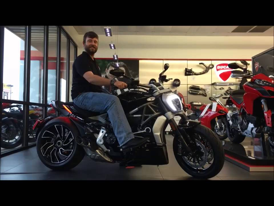 XDiavelS Dem... Youtube Ducati Xdiavel S