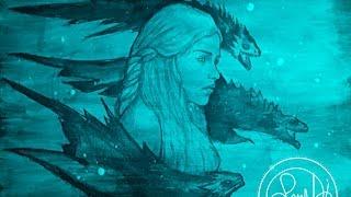 Game Of Thrones/Daenerys/Season 7/ Speed Art Samuel Romero