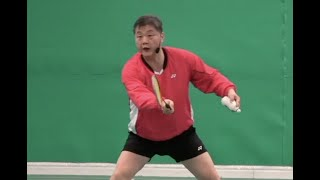 "Badminton For Beginners 14 Smash Defence ""Forehand Block"""
