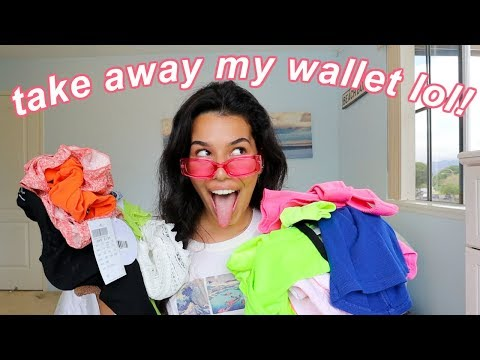 a huge & massive spring clothing haul (try-on)