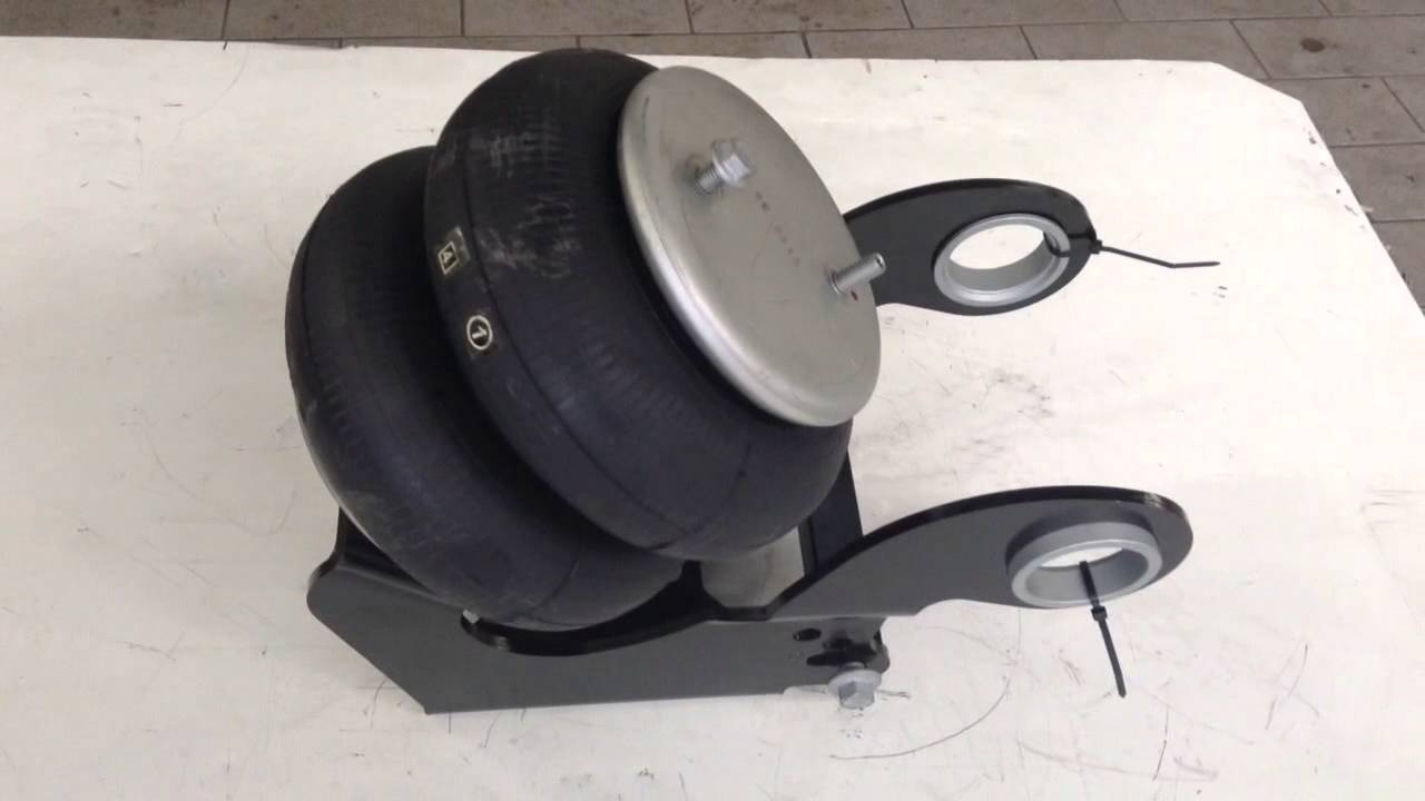 25k Lift Axle For Trailer : Saf lift axle hanger kit pair for b n