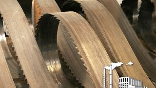 How To Sharpen Your Blades; Fast, Easy, And Efficiently - The Bandsaw Blade Edition.