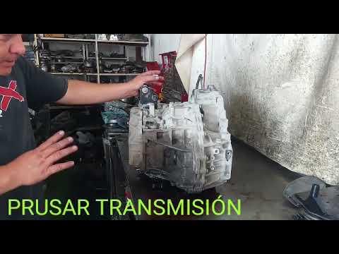 #U760 #transmisionautomatica #toyota,.desarmado