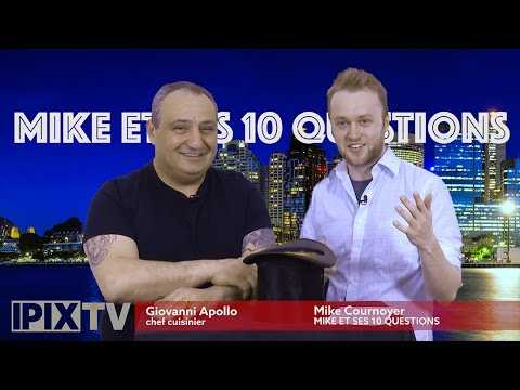 S01E14 - Giovanni Apollo à MIKE pour une bonne cause