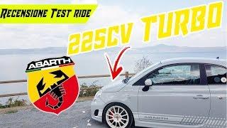 Recensione - Test Drive | Abarth 500 🏎 - 225CV di DIVERTIMENTO😏