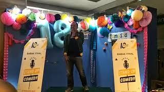 Stand Up Comedy | Brantas | Competition Mandiri Syariah