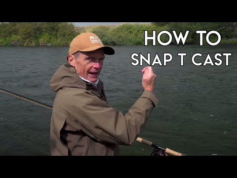 How To Snap T Cast - Spey Casting Essentials