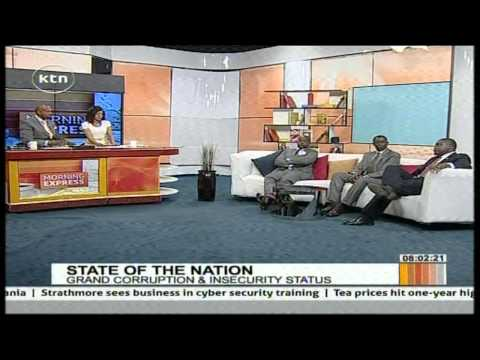 STATE OF THE NATION 19th March 2015 Johnson Sakaja Youth Bill - Part 2