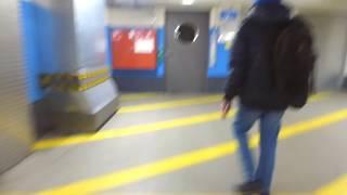 Lift adventure in Stuttgart