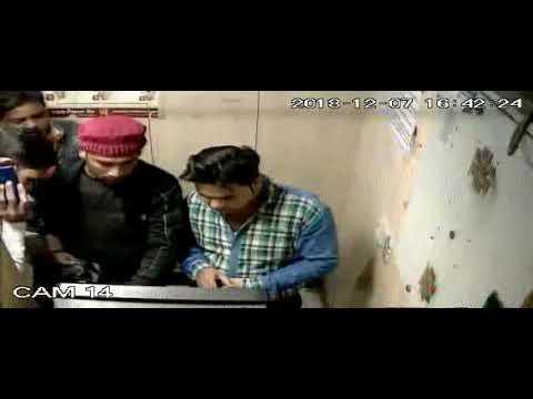 Live ATM chor in khurja