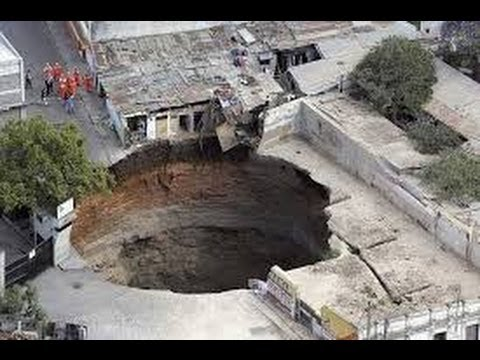 Sink Holes Everywhere, Fracking for Nat Gas have Something to do with it?