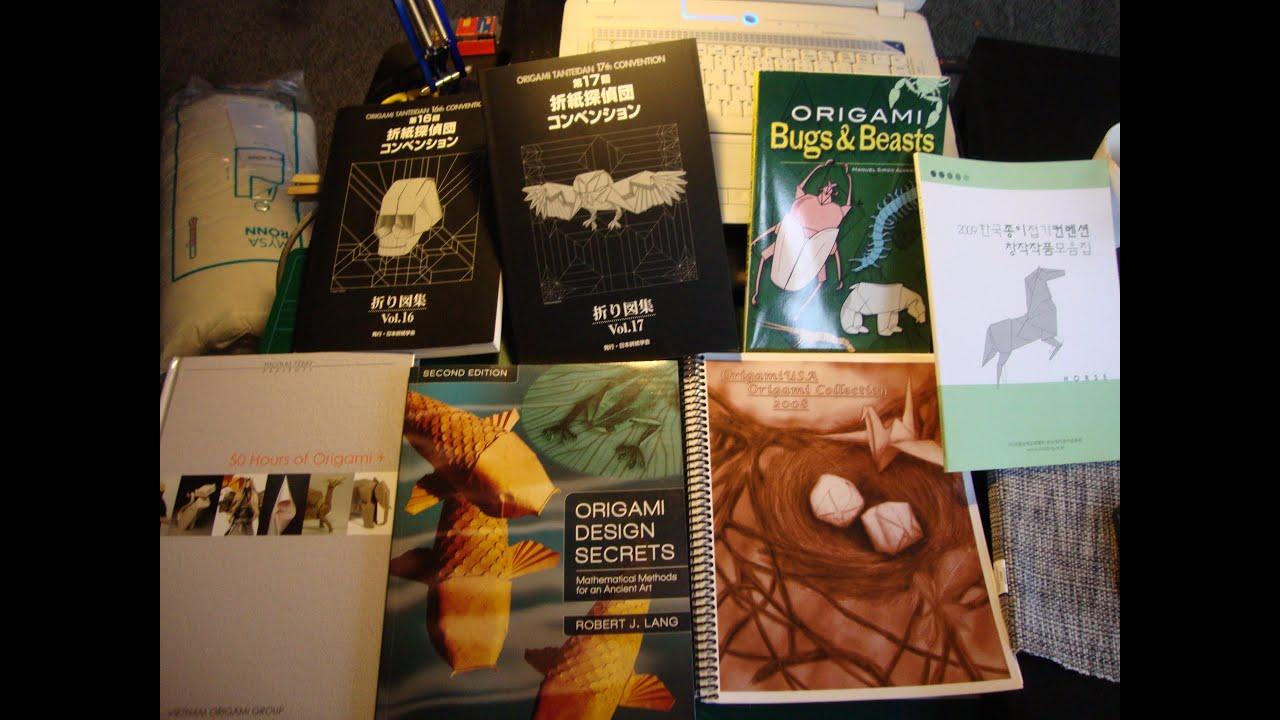 Origami books youtube origami books jeuxipadfo Image collections