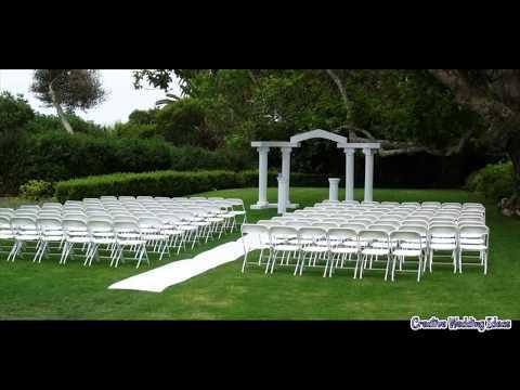 DIY Cheap Wedding Arch