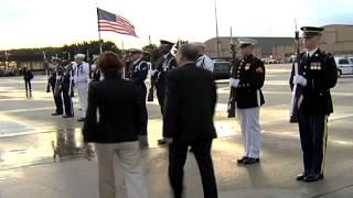 Arrival in Washington, D.C. - 6/6/2012