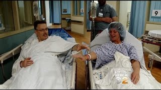 Salvation Army Employees Doing Well After Kidney Transplant Surgery
