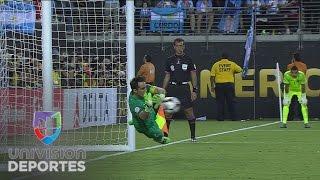 Revive todos los penaltis de la final de la Copa América Centenario
