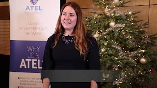 ATEL Christmas Conference - Sara Castelhano