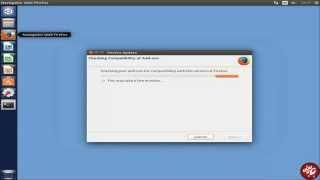 Como mudar o idioma para português e atualizar o Firefox no Ubuntu