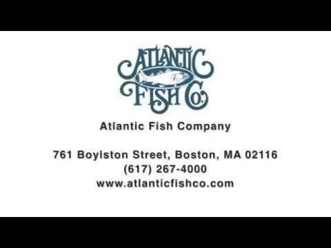 Atlantic Fish Company Boston MA Reviews