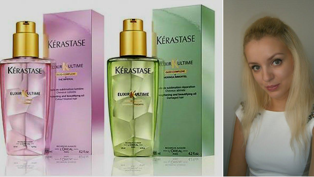 Масло для волос – профессиональная косметика для волос в интернет магазине kerastase. Ru.
