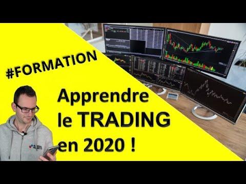 TRADING DÉBUTANT : Apprendre le Trading en 2020 !