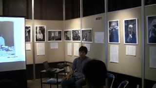 山本宗補「戦後はまだ・・・」写真展 トーク