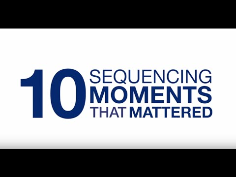10 Sequencing Moments That Mattered (in 2015)