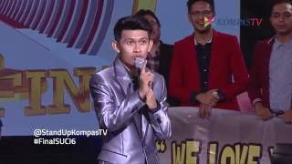 Video Indra Jegel: Air Mata Buaya (SUCI 6 Grand Final) download MP3, 3GP, MP4, WEBM, AVI, FLV April 2017