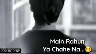Lovely Status for mom 👩👧🙏 || Sun mere khuda main rahu me chahe na meri maa   - Akash Raval