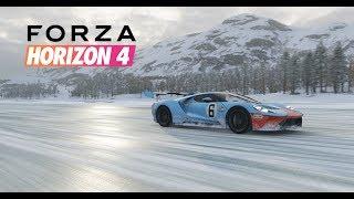 Winter Supercar! - Forza Horizon 4 Car Creation