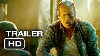 A Good Day to Die Hard TRAILER (2013) - Bruce Willis Movie HD