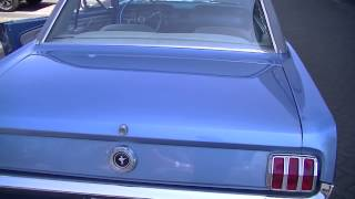 Ford Mustang Coupe 1965 good running and driving nice paint-VIDEO- www.ERclassics.com