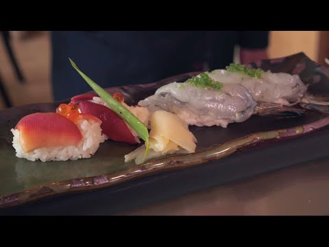 Sushi Perfection At Kyoto Garden In Cape Town | Top Billing