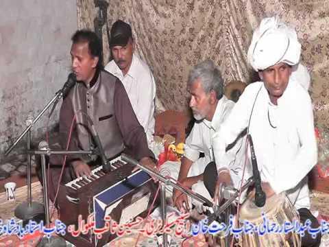 Piya ke Des Classical song By Qasim Raj Sahb At malakwal program on Tabla Badsha khan