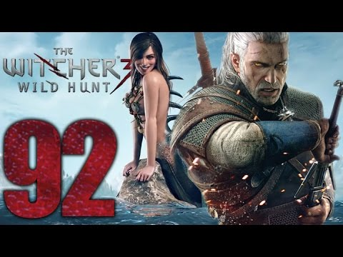 The Witcher 3: Wild Hunt Gameplay - Yennefer Sex Scene on a Unicorn - Part 92 [PC ULTRA 60FPS HD] Actress Trend