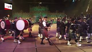 Rock the bagpipe! Scotland the Brave /We will rock you @ Switzerland