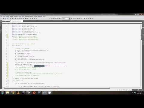 Unity Audio - adding audio sources through script (C#) HD