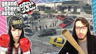 GTA 5 ITA - Fight Club Mod