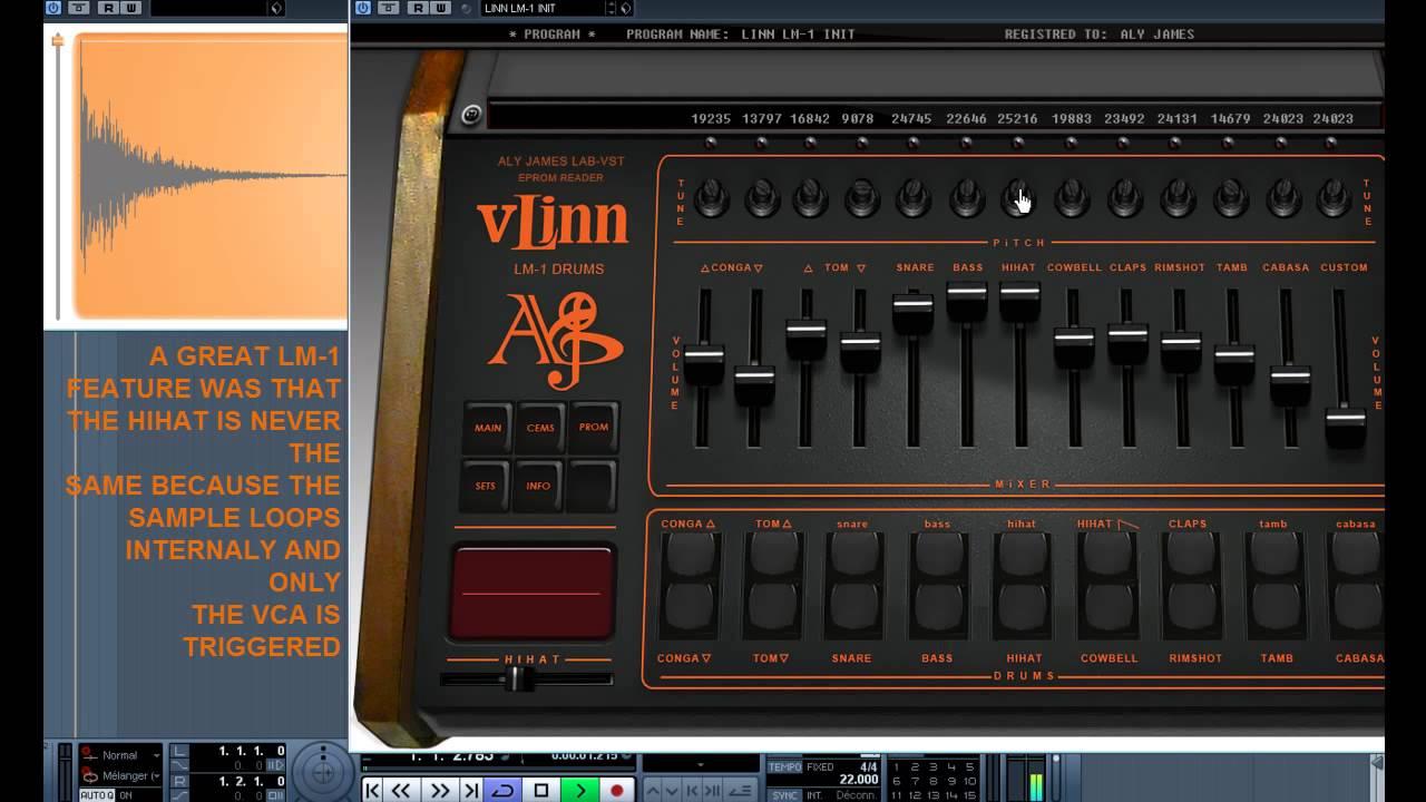 Lm 1 Drum Machine Vst : vlinn vst linndrum lm 1 drum machine the hihat case youtube ~ Hamham.info Haus und Dekorationen