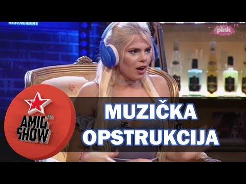 Muzička Opstrukcija - Ami G Show S11 - E38