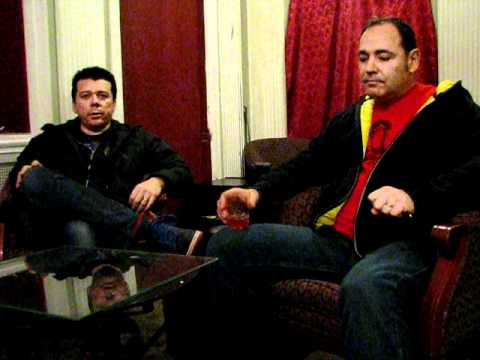 The Crystal Method Interview Part 1
