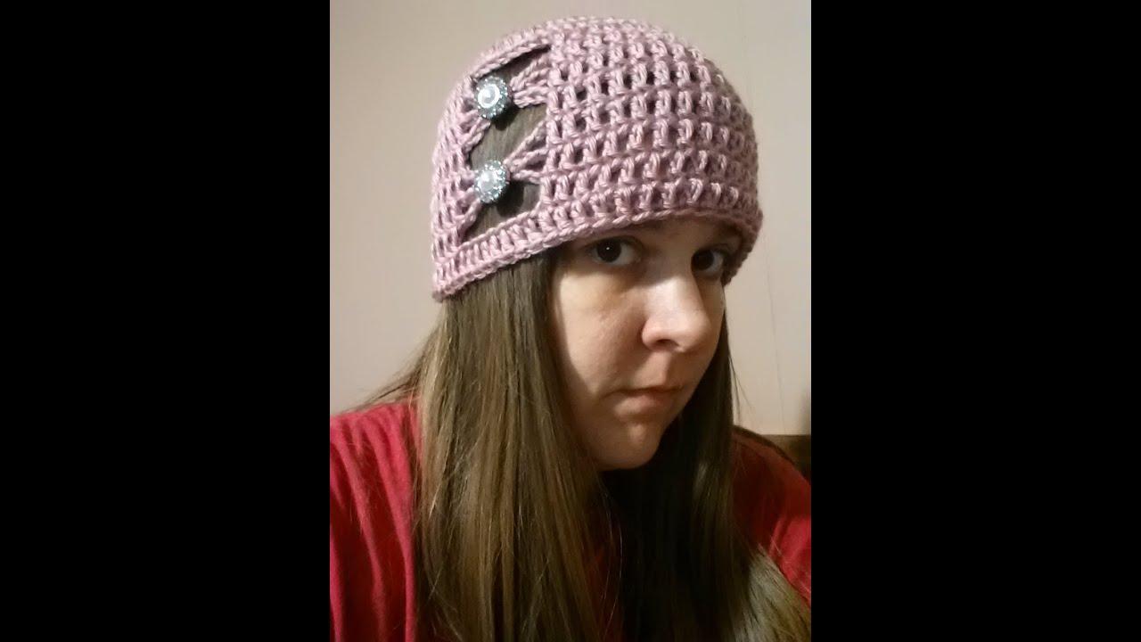 8e4dddddbb2 CROCHET How to  Crochet Hat Quick and Easy Beanie Hat  TUTORIAL  194 LEARN  CROCHET DYI