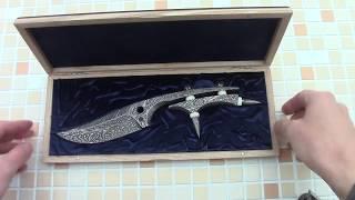 Шедевр ножевого дизайна. Мастерская А. Федотова.