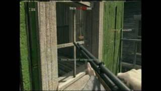 Call of Juarez 2 - Sniper Montage PS3