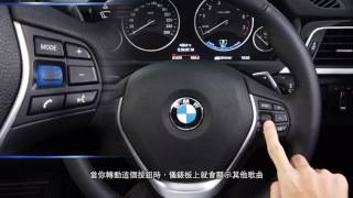 BMW 2 Series (June 2017 or earlier) - Audio System Controls (External Music Source)
