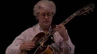 Larry Coryell Jazz Guitar Lesson: Jazz Minor Scales 1 of 2