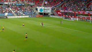 Jordan Larsson bränner friläge mot Elfsborg - TV4 Sport
