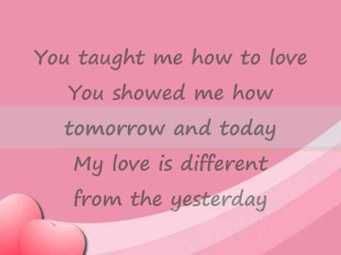 juris-when i met you (with lyrics)
