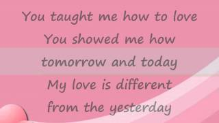 Repeat youtube video juris-when i met you (with lyrics)