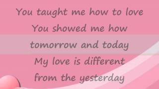 juris-when i met you (with lyrics)